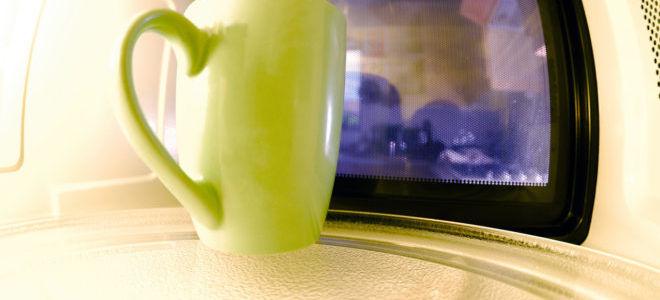Как сварить кофе в микроволновке